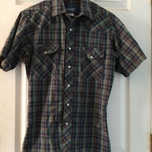Size small button up